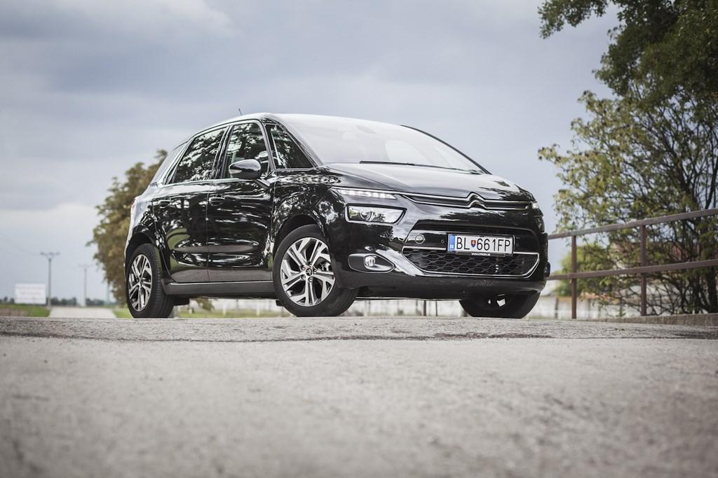 Citroën C4 Picasso 1.6 e-HDi ETG6