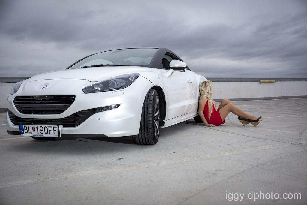 Peugeot RCZ 1.6 THP (2013)