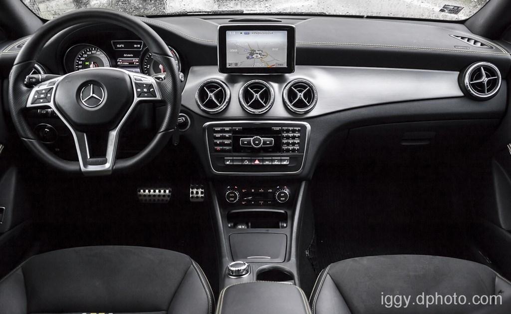Mercedes CLA 220 CDI 7G-DCT