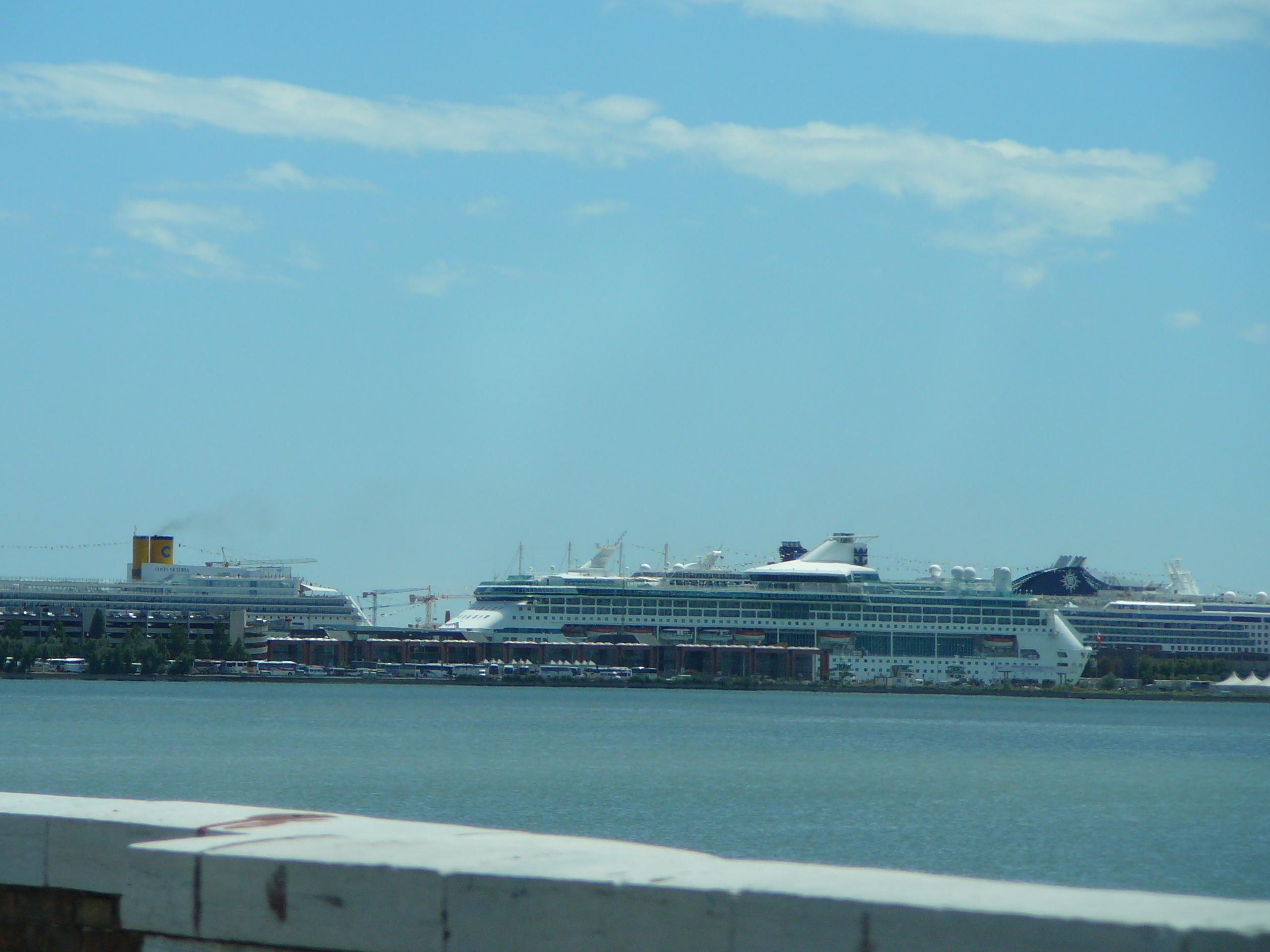 Vjazd do Benátok