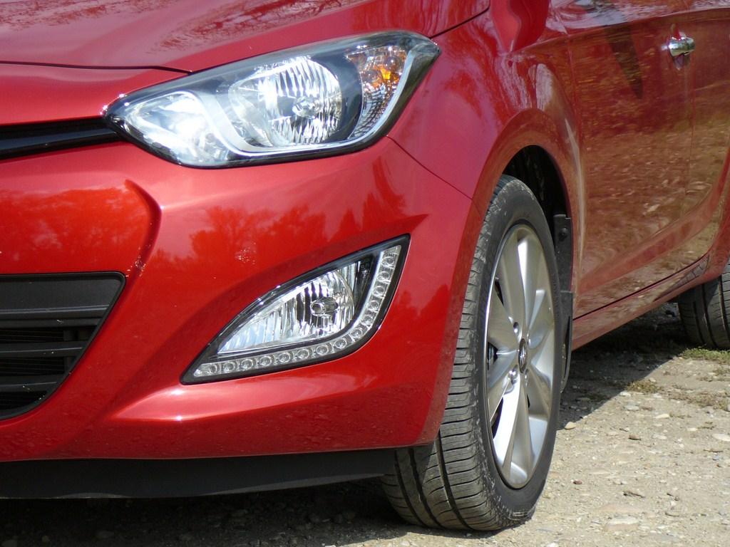 Hyundai i20 1.4 CVVT 16V
