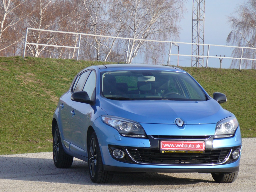 Renault Mégane 1.2 TCe