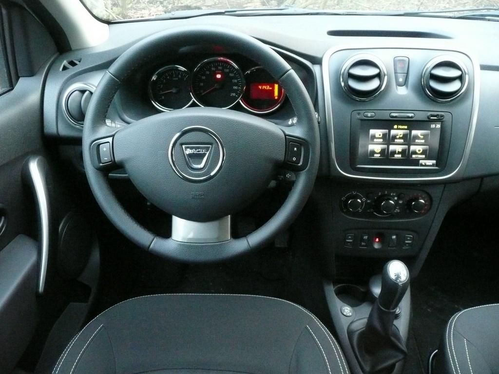 Dacia Logan LPG