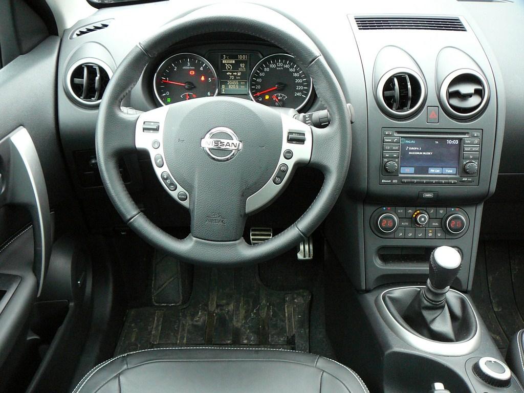 Nissan Qasqhai 1.6 dCi AWD