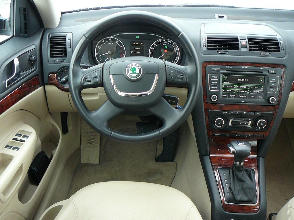 Škoda Octavia 1.4 TSI DSG
