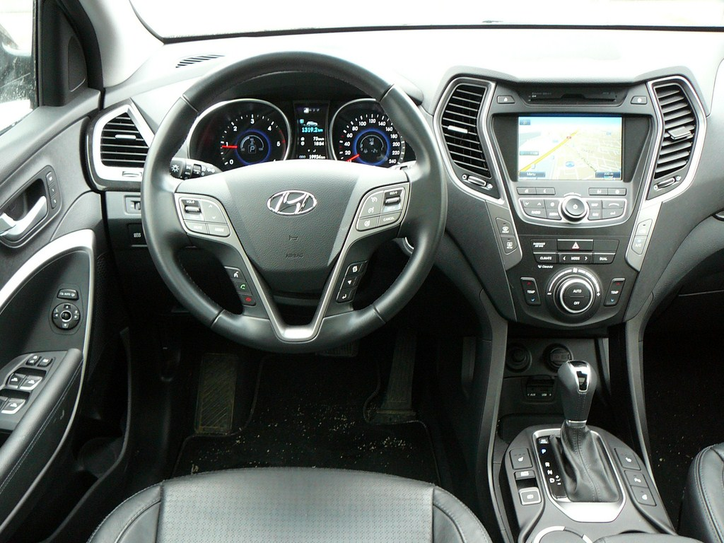 Hyundai Santa Fe 2.2 CRDi 6AT