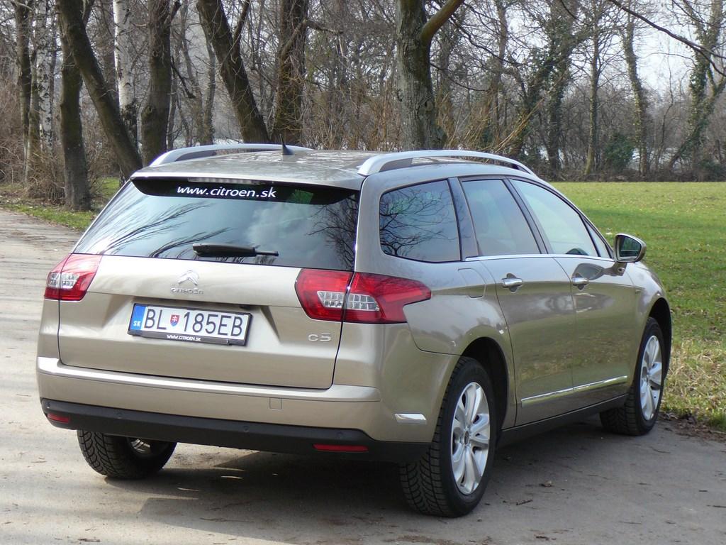 Citroën C5 Tourer 2.0 HDi