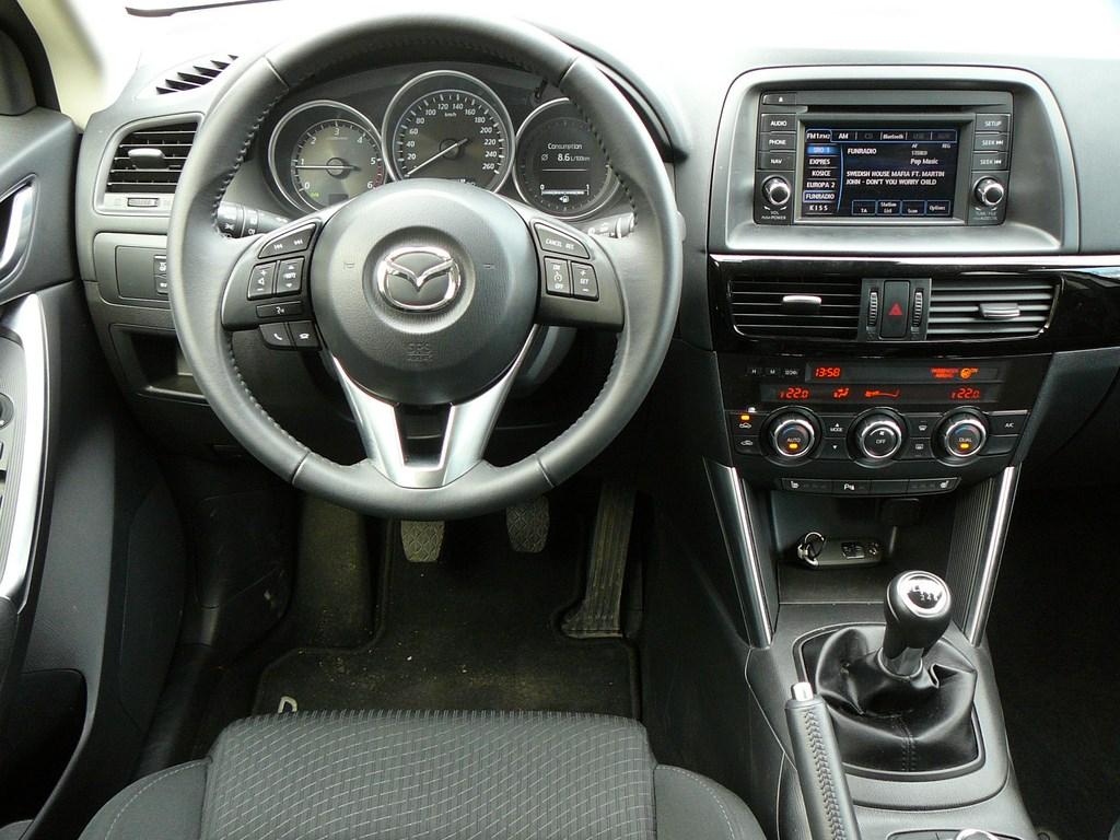Mazda CX-5 2.2 SKY-D MT