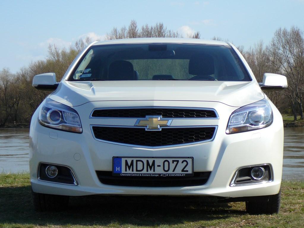 Chevrolet Malibu 2.0 CRDi